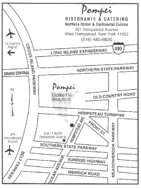 Hempstead Long Island. From Eastern Long Island